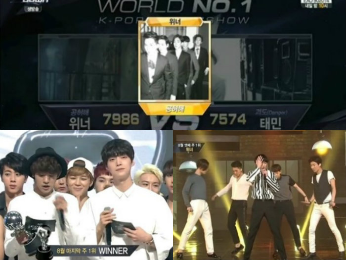 winner soompi mcountdown aug 28