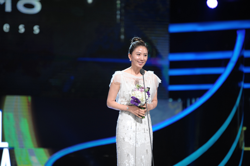 Kim Hee Ae, Best Actress Award at SDA 2014
