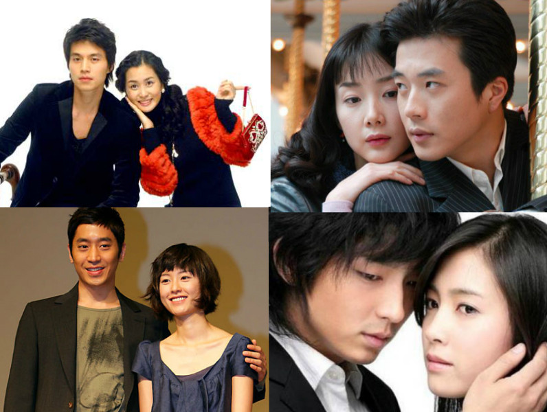 2014 Drama Couple Reunions