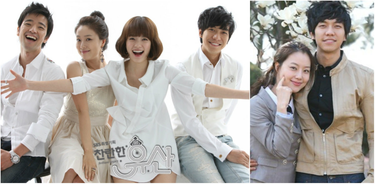 2014.09.08_lee seung gi & moon chae won shining inheritance