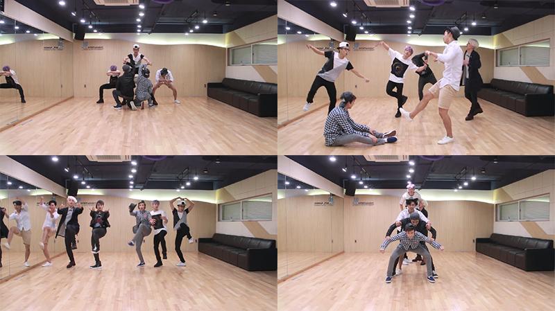 2pm go crazy dance practice