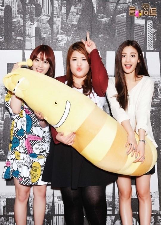 919 roommate new trio