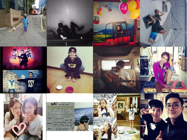 I Heart It: K-pop Instagram (September 7 – September 13)