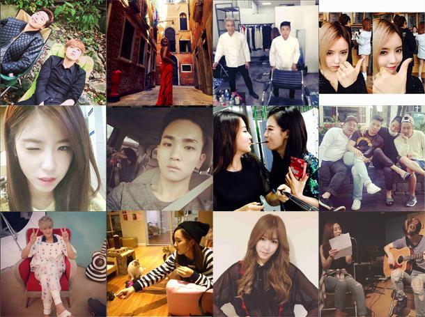 I Heart It: K-pop Instagram (September 14 – September 20)
