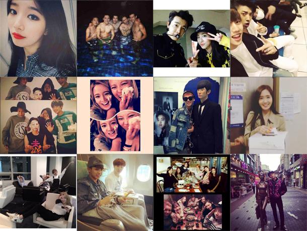 I Heart It: K-pop Instagram (September 21 – September 27)
