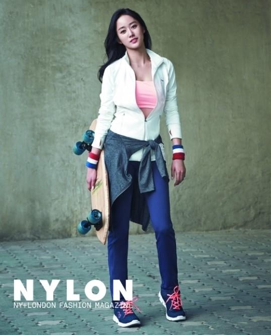 Jeon Hye Bin for NYLON 3
