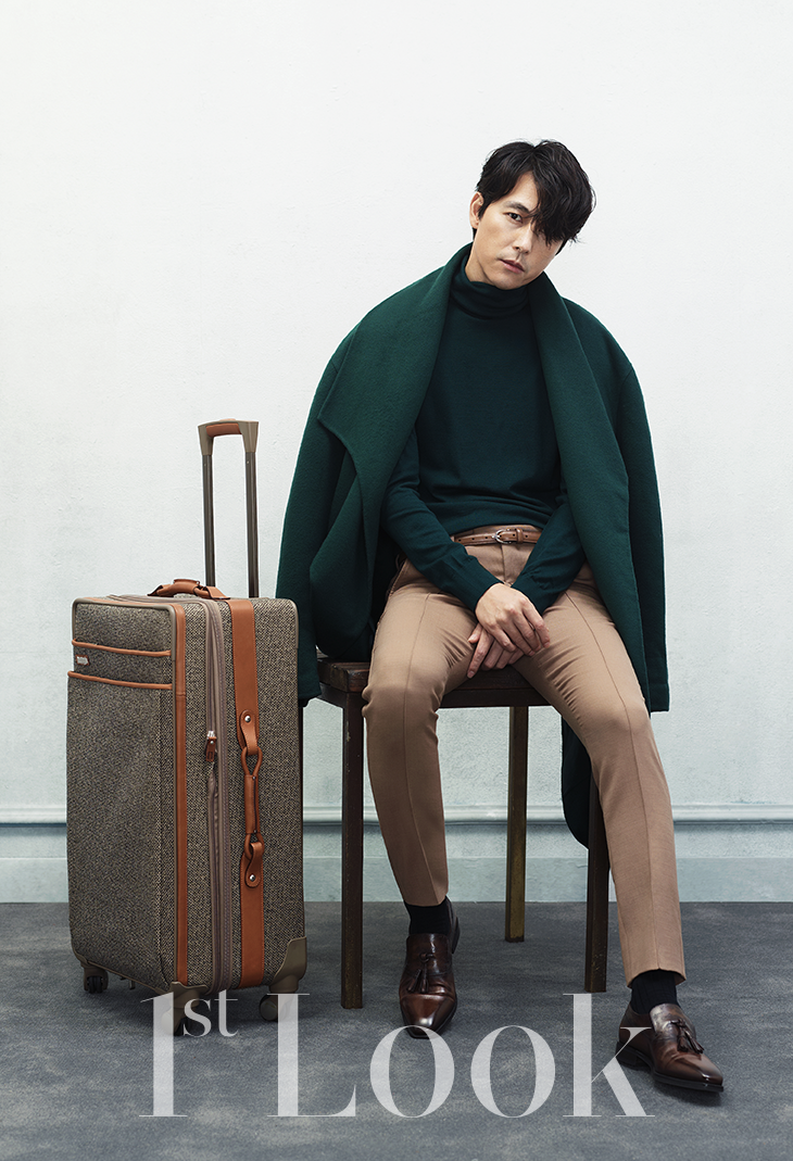 Lee Som and Jung Woo Sung for 1st Look 6