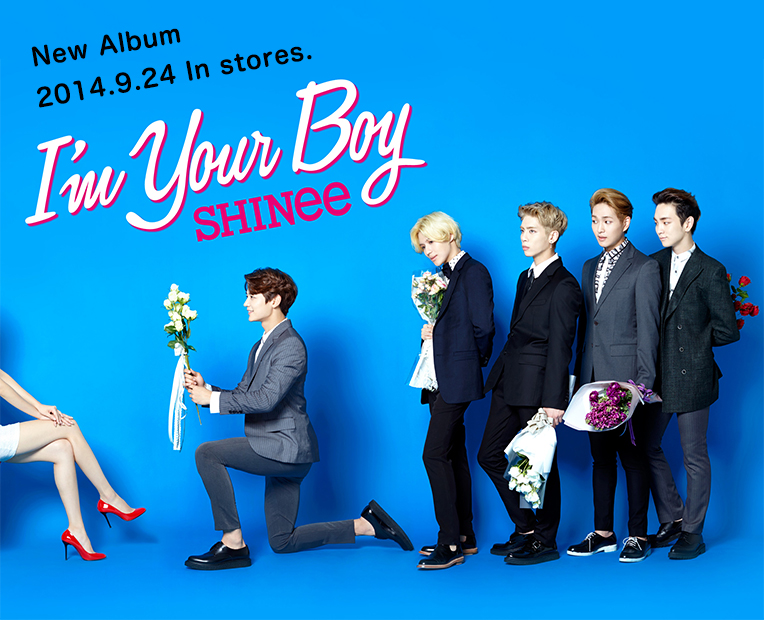 SHINee_ im your boy