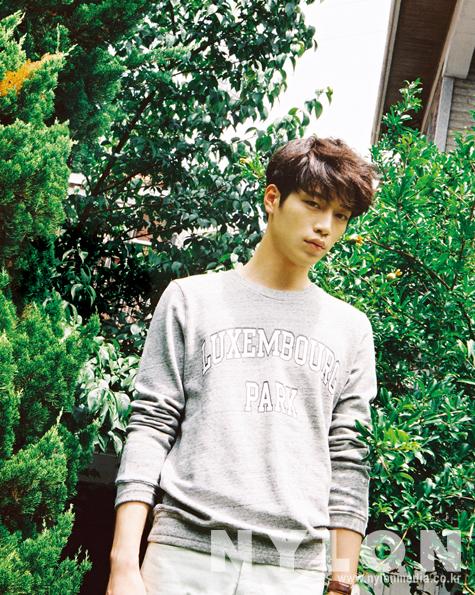 Seo Kang Joon for NYLON 2