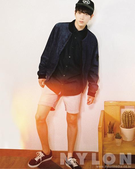 Seo Kang Joon for NYLON
