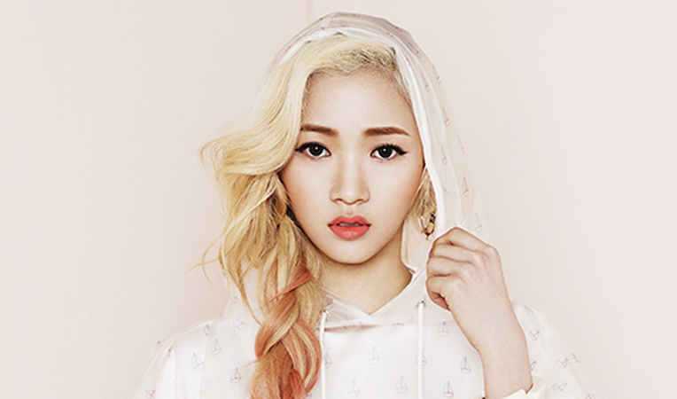 ladies code sojung making a quick recovery had been