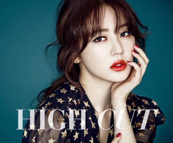 Yoon Eun Hye main