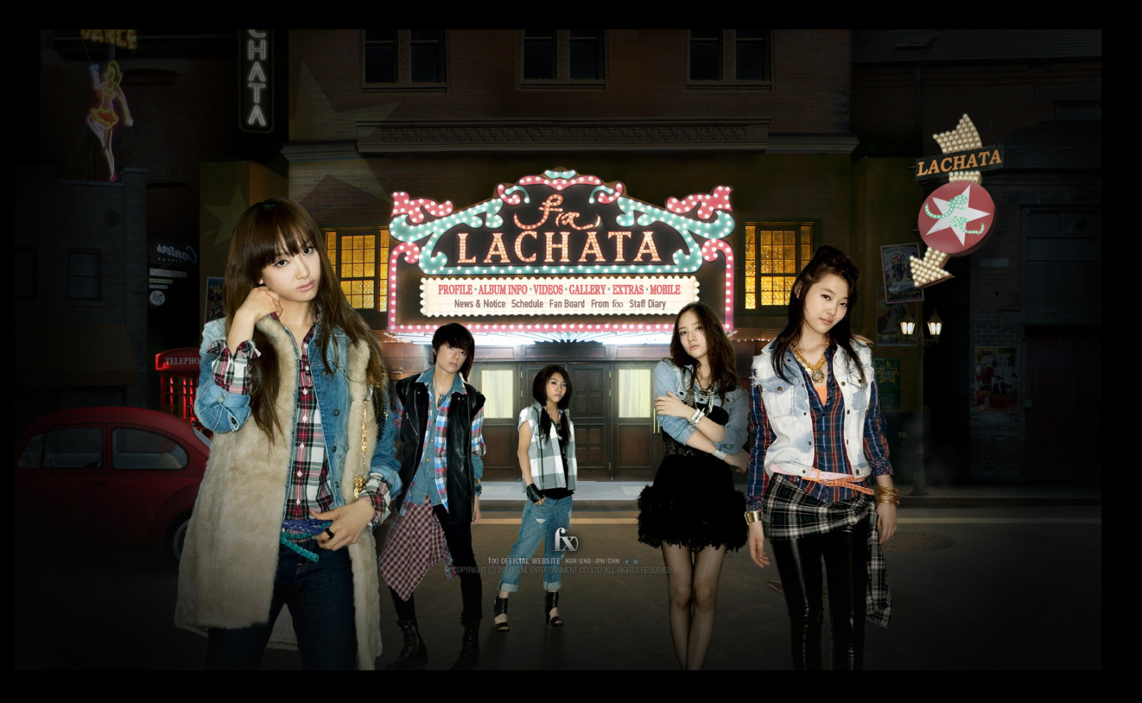 fx lachata