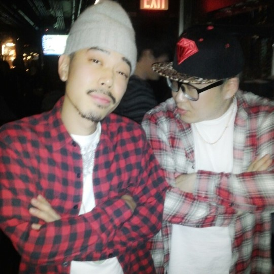 Decipher (Danny Chung) and Johnnyphlo