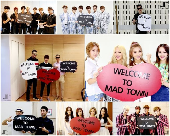 welcome to mad town