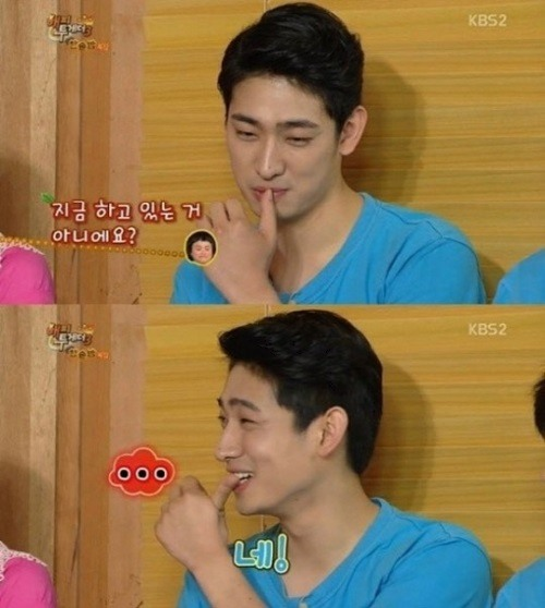 yoon park happy together