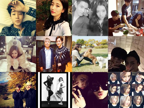 I Heart It: K-pop Instagram (October 19 – October 25)