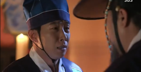 Ep 3 - 27 - Park Moon Soo discovers Heo Jeong Woon