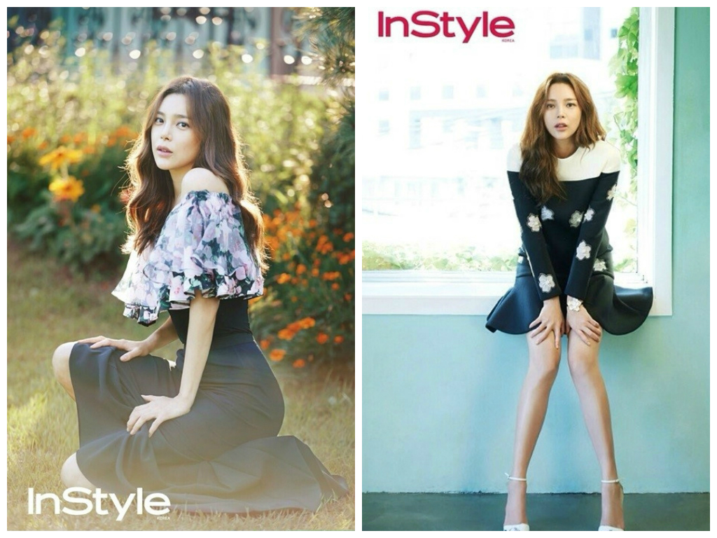Park Si Yeon InStyle