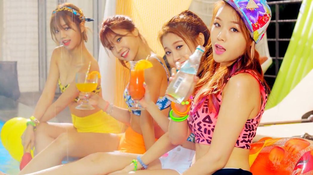 Girl's Day featured