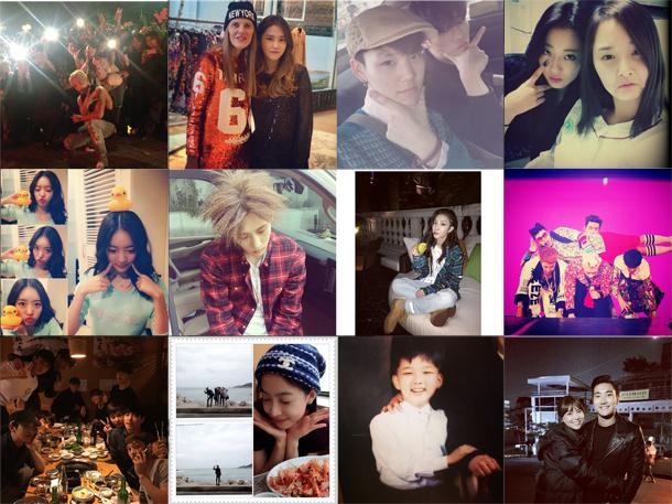 I Heart It: K-Pop Instagram (October 12 – October 18)