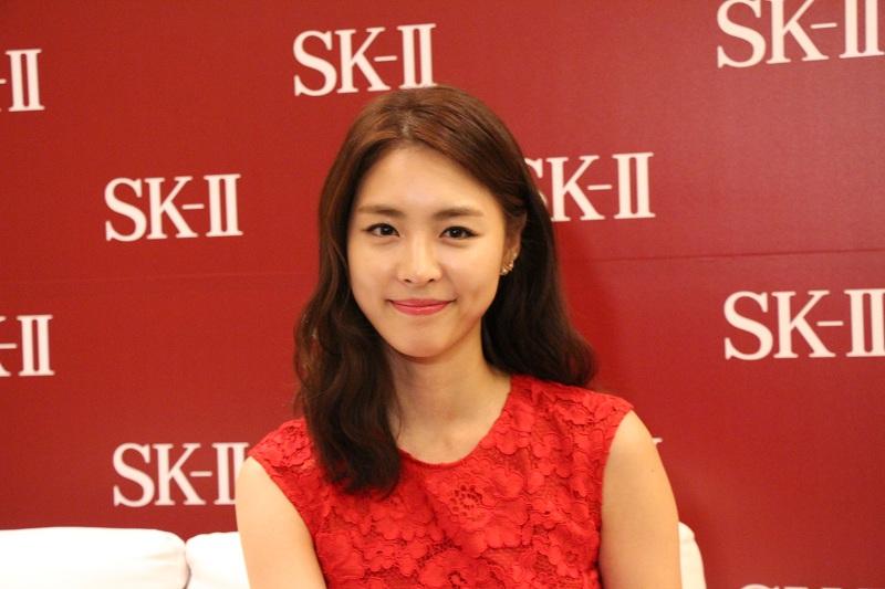 Lee Yeon Hee SK-II