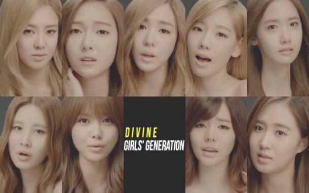 girls' generation divine