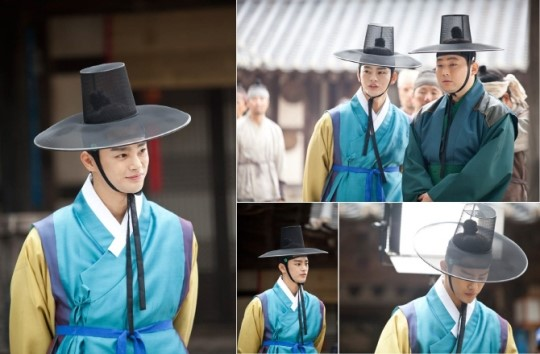 seo in gook king's face
