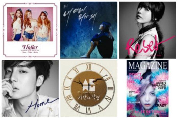 soompi Weekly K-Pop Music Chart 2014 – October Week 4