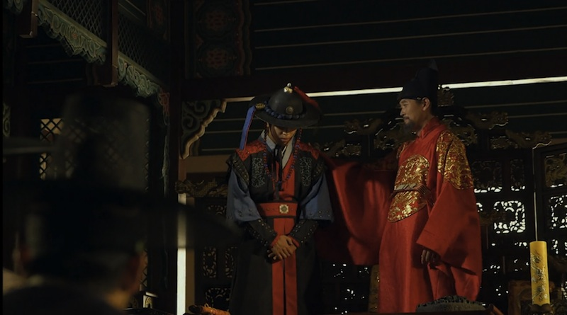 the three musketeers 11 jung yong hwa kim myung soo final