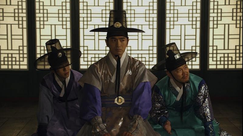 the three musketeers 11 lee jin wook et al final