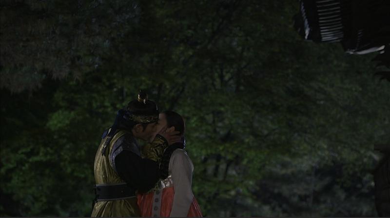 the three musketeers 11 lee jin wook seo hyun jin kiss take 2 final