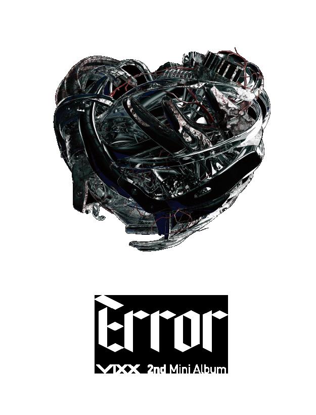 vixx_2nd_mini_error_album