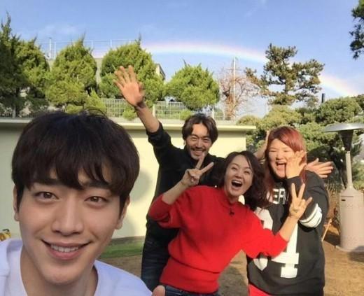 Seo Kang Joon, Otani Ryohei, Bae Jong Ok, Lee Gook Joo