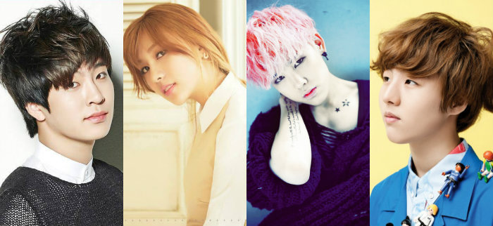 K-Pop Stars Taking the College Entrance Exam This Year