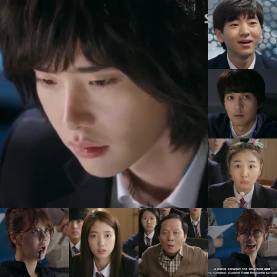 Choi Dal Po enters the Quiz Challenge - Pinocchio