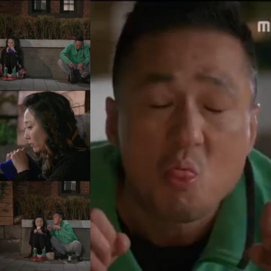 Chang Gi tries to convince Yeol Moo's mother to save iguanas - Pride and Prejudice