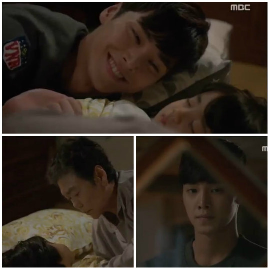 Kang Soo pretends to be jealous of grandma's attention towards Chan - Pride and Prejudice