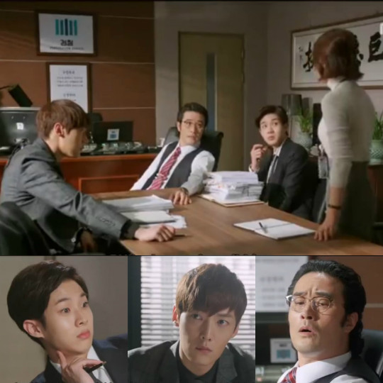 Yeol Moo gets angry at Hee Man's derogatory remarks about her attending law school - Pride and Prejudice