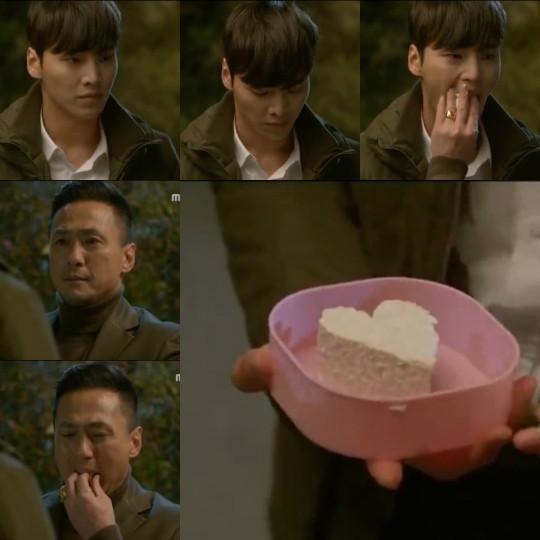 Tofu scene Kang Soo and Chang Gi - Pride and Prejudice