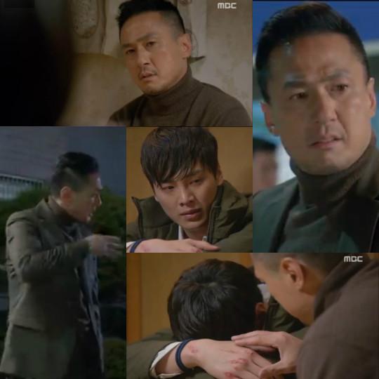 Chang Gi defends Kang Soo like a she-lion her cub - Pride and Prejudice