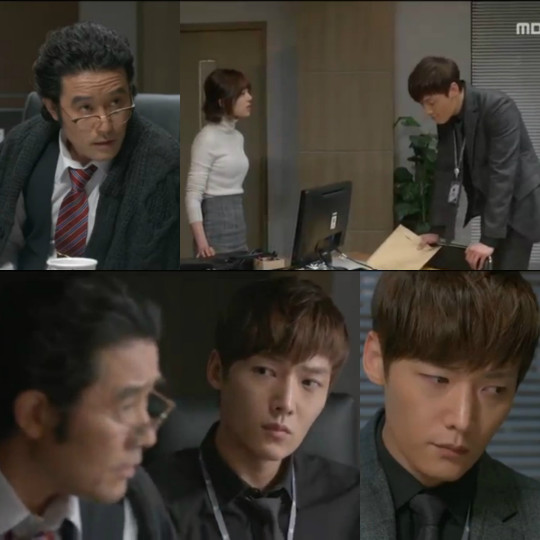 Kang Chi and Hee Man team up to save Kang Soo - Pride and Prejudice