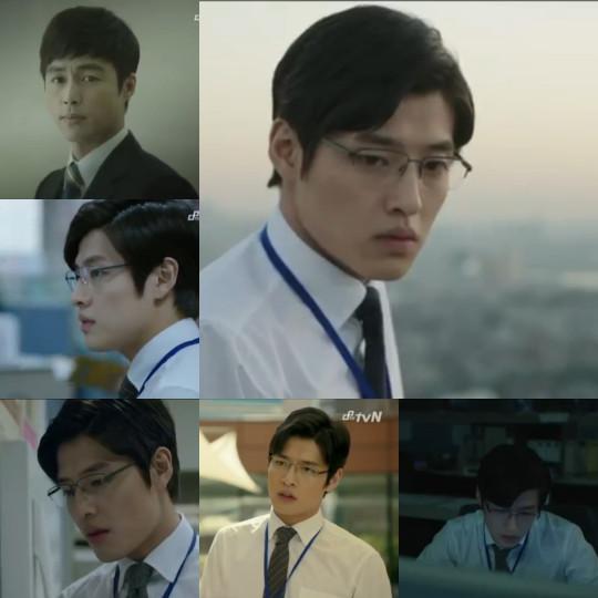 Baek Ki on fence about company - Misaeng
