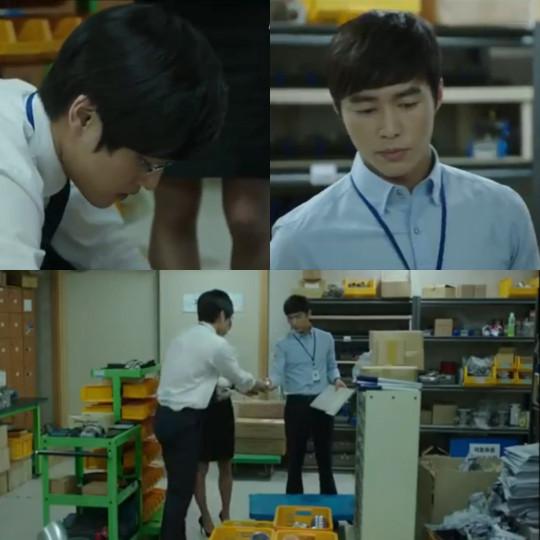 Baek Ki working from the ground up - Misaeng