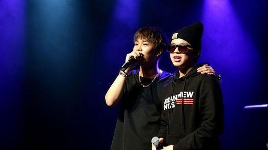 Kim Gura's Son Kim Dong Hyun Joins Brand New Music as a Trainee