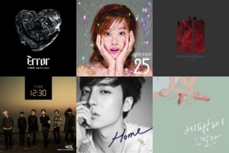 soompi Weekly K-Pop Music Chart 2014 – November Week 2