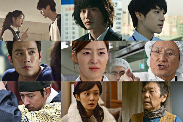 Top Ten K-Drama Moments Of The Week – November Week 3