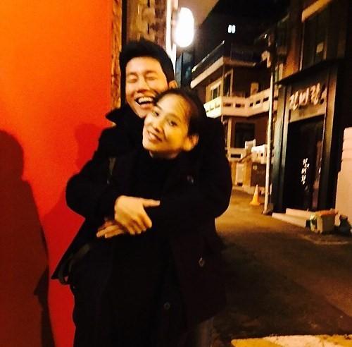 Yoon Seung Ah and Kim Moo Yeol2