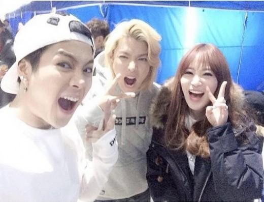 Jackson, youngji, kangnam