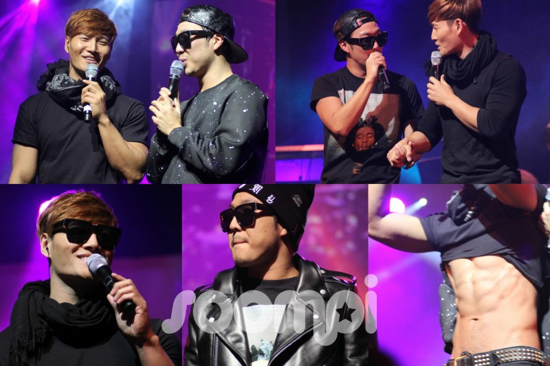 "Recap: 8 Best Moments of Kim Jong Kook and Haha's ""Running Man Brothers"" Concert in NYC"